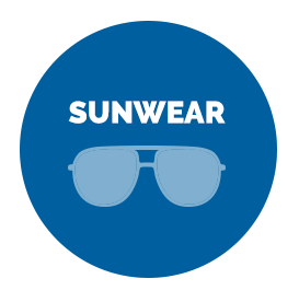 sunwear button