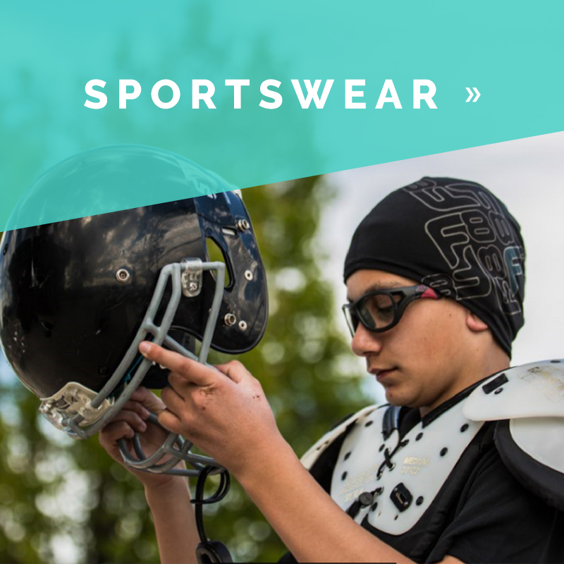 Sportswear page button