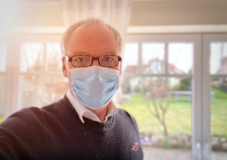 5 Tips for Face Masks & Foggy Glasses
